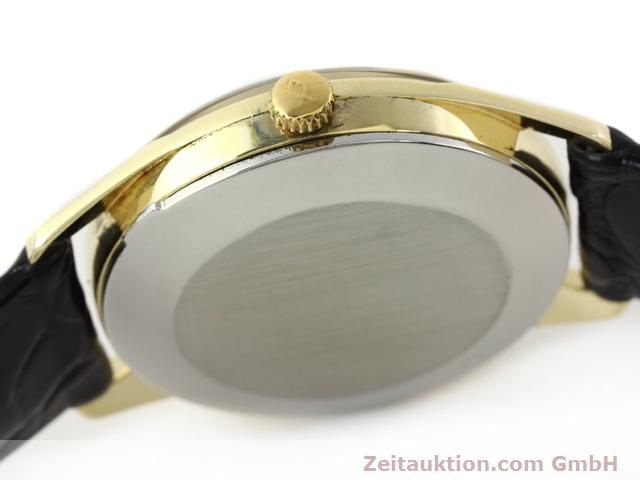 Used luxury watch IWC * 14 ct yellow gold automatic Kal. C.854 Ref. 910A  | 141087 12