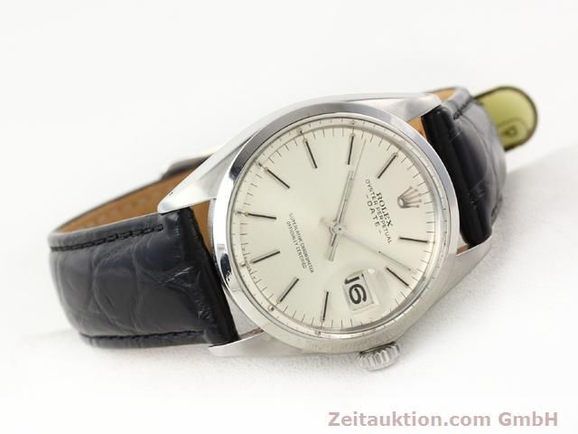 Used luxury watch Rolex Date steel automatic Kal. 1570 Ref. 1500  | 141089 03