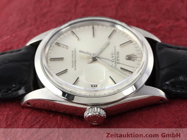 Used luxury watch Rolex Date steel automatic Kal. 1570 Ref. 1500  | 141089 05