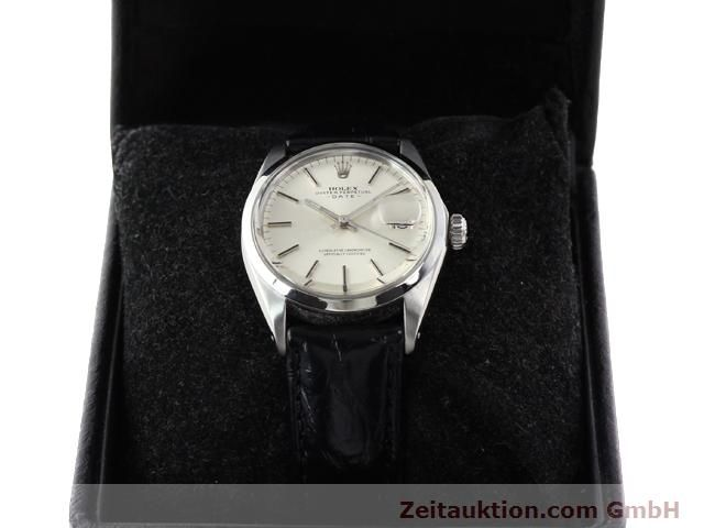 Used luxury watch Rolex Date steel automatic Kal. 1570 Ref. 1500  | 141089 07