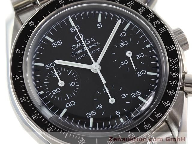 Used luxury watch Omega Speedmaster steel automatic Kal. 3220 Ref. 1750032  | 141098 02