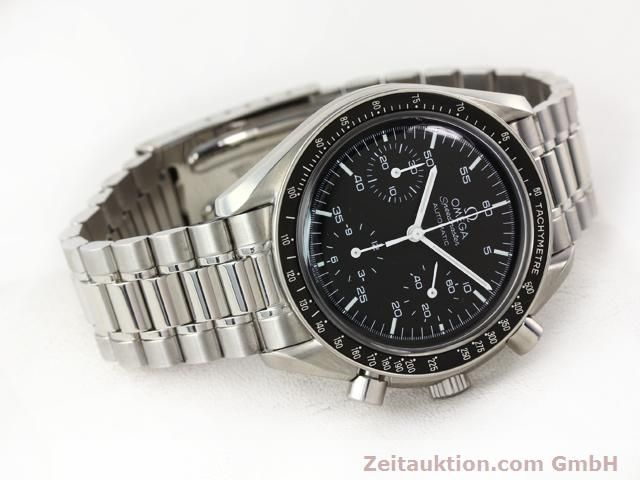 Used luxury watch Omega Speedmaster steel automatic Kal. 3220 Ref. 1750032  | 141098 03