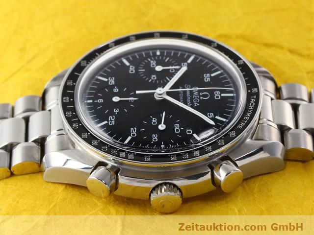 Used luxury watch Omega Speedmaster steel automatic Kal. 3220 Ref. 1750032  | 141098 05