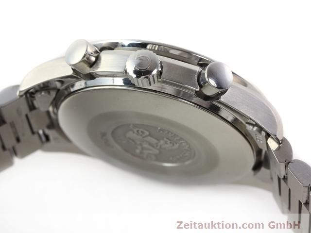 Used luxury watch Omega Speedmaster steel automatic Kal. 3220 Ref. 1750032  | 141098 12