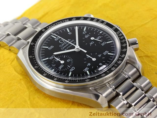 Used luxury watch Omega Speedmaster steel automatic Kal. 3220 Ref. 1750032  | 141098 15