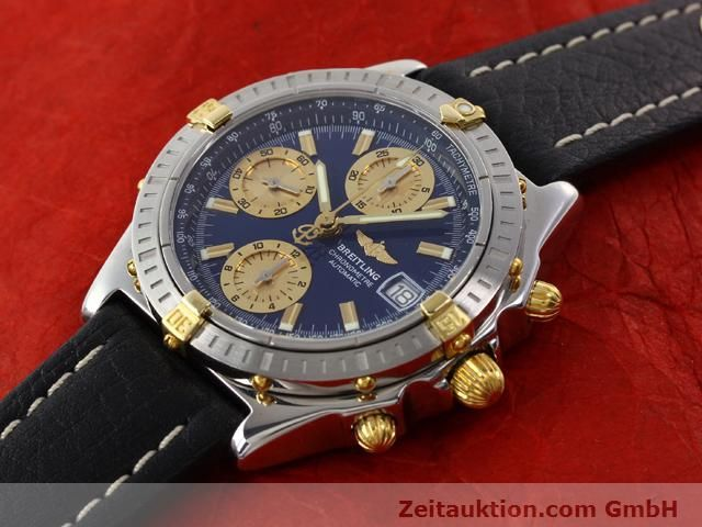Used luxury watch Breitling Chronomat gilt steel automatic Kal. B13 ETA 7750 Ref. B13352  | 141102 01