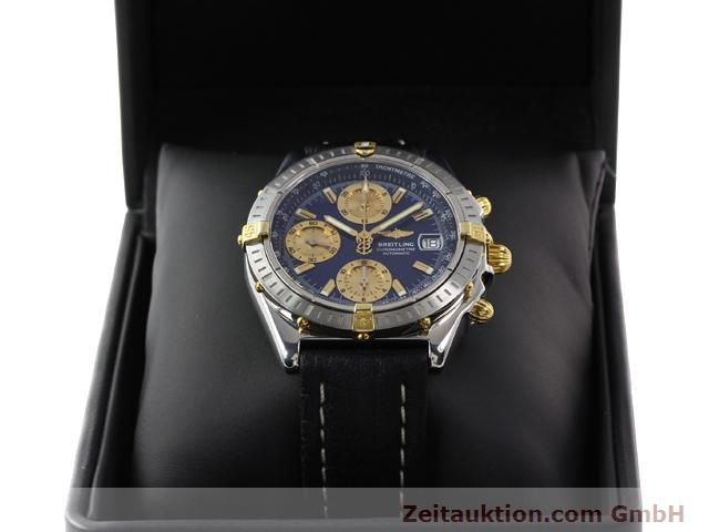 Used luxury watch Breitling Chronomat gilt steel automatic Kal. B13 ETA 7750 Ref. B13352  | 141102 07