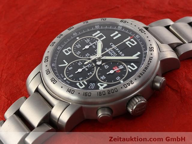 Used luxury watch Chopard Mille Miglia titanium automatic Kal. ETA 2894-2 Ref. 8915  | 141104 01