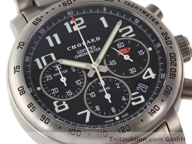 Used luxury watch Chopard Mille Miglia titanium automatic Kal. ETA 2894-2 Ref. 8915  | 141104 02