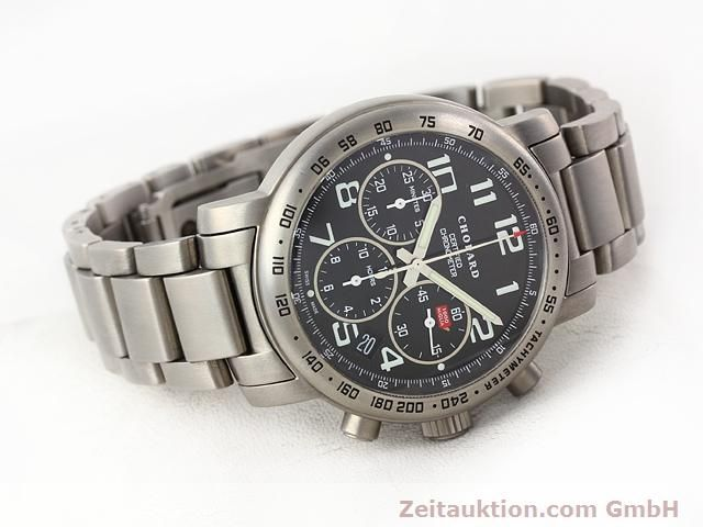 Used luxury watch Chopard Mille Miglia titanium automatic Kal. ETA 2894-2 Ref. 8915  | 141104 03