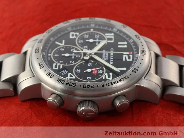 Used luxury watch Chopard Mille Miglia titanium automatic Kal. ETA 2894-2 Ref. 8915  | 141104 05