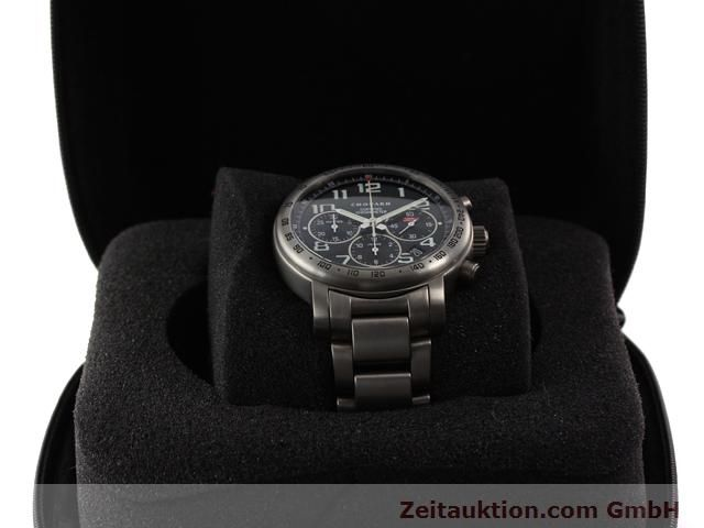 Used luxury watch Chopard Mille Miglia titanium automatic Kal. ETA 2894-2 Ref. 8915  | 141104 07