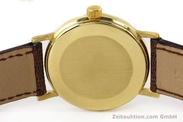 Used luxury watch Omega * 18 ct gold manual winding Kal. 610 Ref. 14731  | 141106 08
