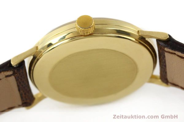 Used luxury watch Omega * 18 ct gold manual winding Kal. 610 Ref. 14731  | 141106 11