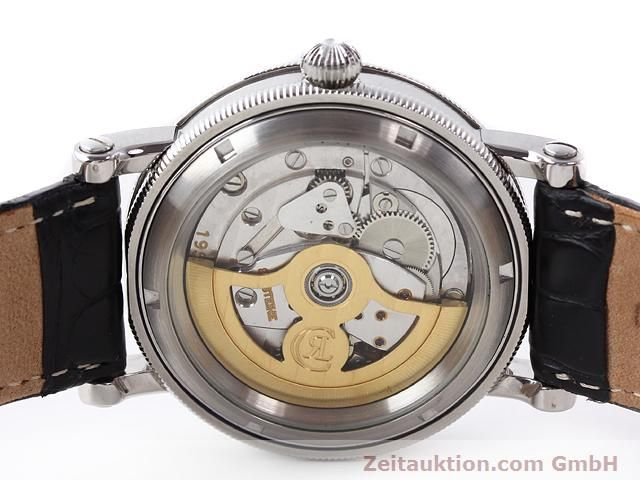 Used luxury watch Chronoswiss Regulateur steel automatic Kal. C122 Ref. CH1223  | 141113 09