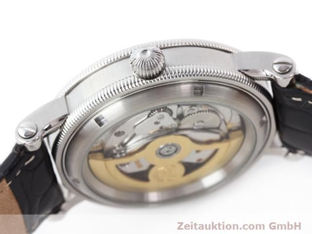 Used luxury watch Chronoswiss Regulateur steel automatic Kal. C122 Ref. CH1223  | 141113 10