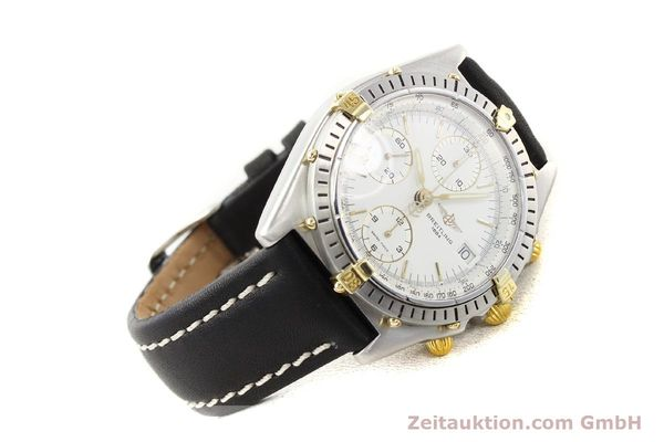 Used luxury watch Breitling Chronomat gilt steel automatic Ref. 81950B13047  | 141115 03