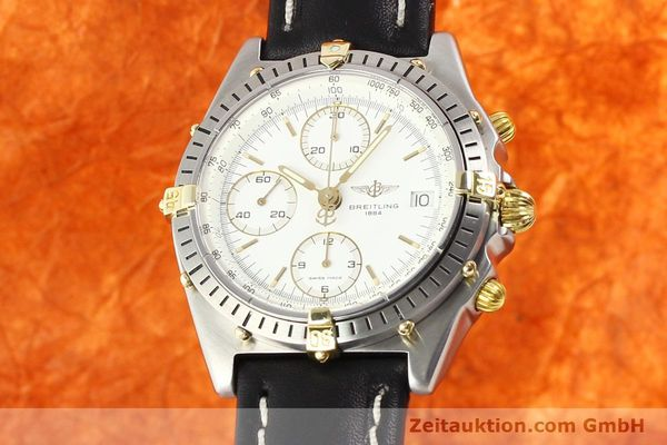 Used luxury watch Breitling Chronomat gilt steel automatic Ref. 81950B13047  | 141115 04