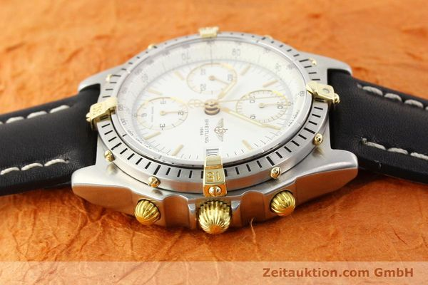 Used luxury watch Breitling Chronomat gilt steel automatic Ref. 81950B13047  | 141115 05