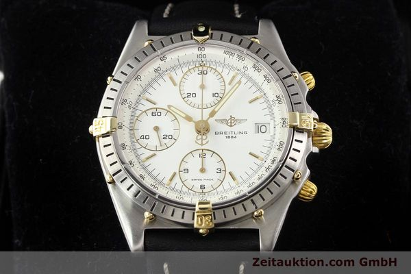Used luxury watch Breitling Chronomat gilt steel automatic Ref. 81950B13047  | 141115 07