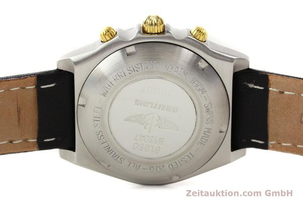 Used luxury watch Breitling Chronomat gilt steel automatic Ref. 81950B13047  | 141115 10