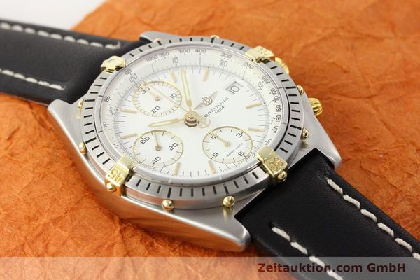 Used luxury watch Breitling Chronomat gilt steel automatic Ref. 81950B13047  | 141115 13
