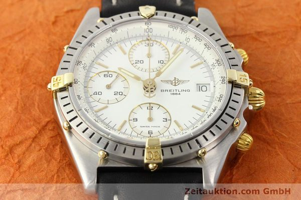 Used luxury watch Breitling Chronomat gilt steel automatic Ref. 81950B13047  | 141115 14