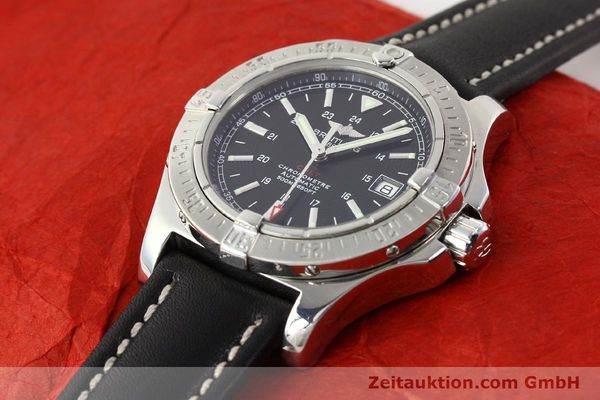 Used luxury watch Breitling Colt steel automatic Ref. A17380  | 141116 01