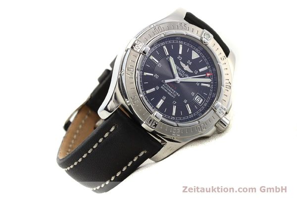 Used luxury watch Breitling Colt steel automatic Ref. A17380  | 141116 03