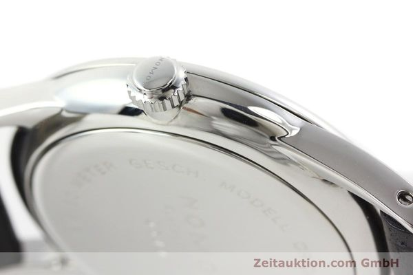 Used luxury watch Nomos Orion steel manual winding Kal. ETA 7001  | 141121 14