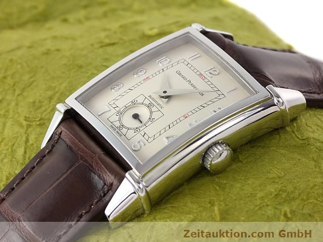 Used luxury watch Girard Perregaux Vintage steel automatic Kal. 3000-620 Ref. 2594  | 141124 01