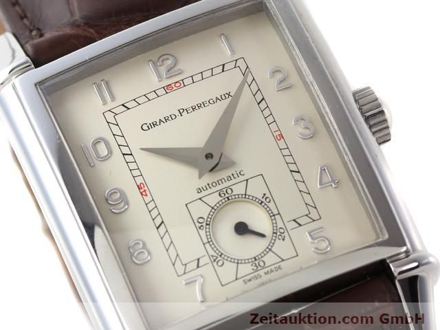 Used luxury watch Girard Perregaux Vintage steel automatic Kal. 3000-620 Ref. 2594  | 141124 02