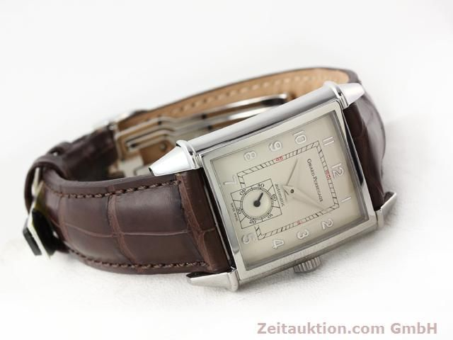 Used luxury watch Girard Perregaux Vintage steel automatic Kal. 3000-620 Ref. 2594  | 141124 03