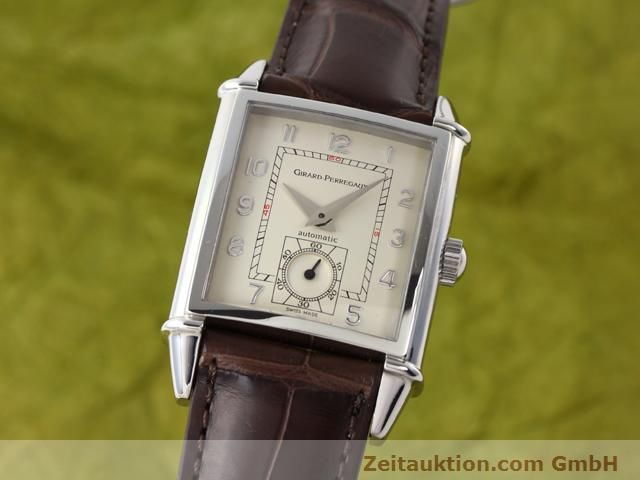 Used luxury watch Girard Perregaux Vintage steel automatic Kal. 3000-620 Ref. 2594  | 141124 04