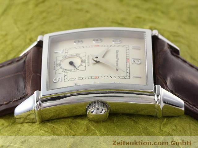 Used luxury watch Girard Perregaux Vintage steel automatic Kal. 3000-620 Ref. 2594  | 141124 05