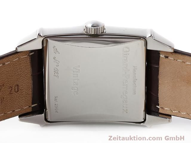 Used luxury watch Girard Perregaux Vintage steel automatic Kal. 3000-620 Ref. 2594  | 141124 09