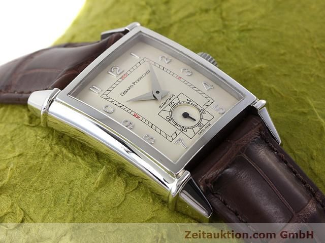 Used luxury watch Girard Perregaux Vintage steel automatic Kal. 3000-620 Ref. 2594  | 141124 14