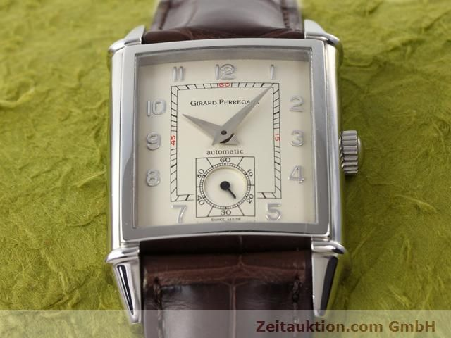 Used luxury watch Girard Perregaux Vintage steel automatic Kal. 3000-620 Ref. 2594  | 141124 15