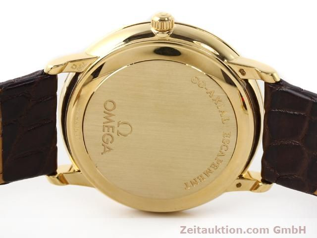 Used luxury watch Omega De Ville 18 ct gold automatic Kal. 2500 Ref. 46173102  | 141126 09