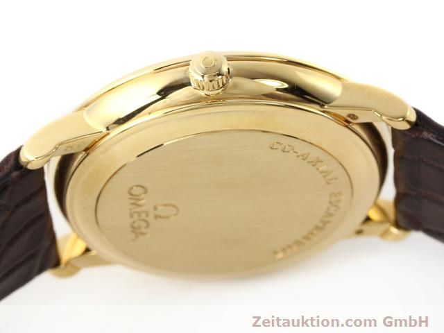 Used luxury watch Omega De Ville 18 ct gold automatic Kal. 2500 Ref. 46173102  | 141126 12