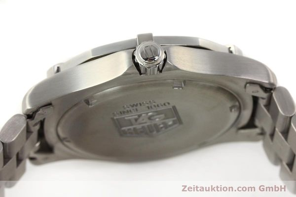 Used luxury watch Tag Heuer Professional steel quartz Ref. WN1110  | 141130 10