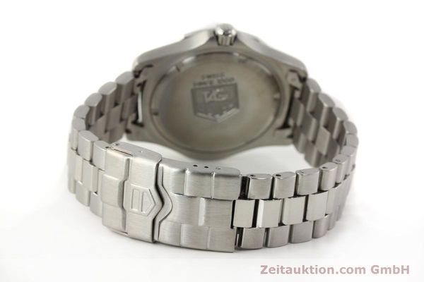 Used luxury watch Tag Heuer Professional steel quartz Ref. WN1110  | 141130 11