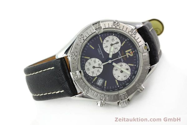 Used luxury watch Breitling Colt steel quartz Kal. ETA 251262 Ref. A53035  | 141133 03