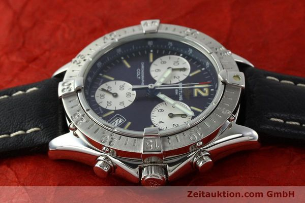 Used luxury watch Breitling Colt steel quartz Kal. ETA 251262 Ref. A53035  | 141133 05