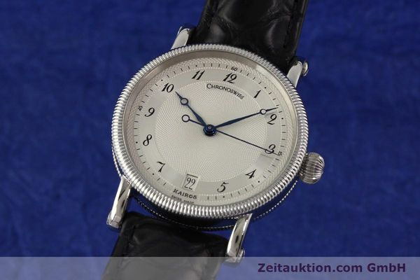 Used luxury watch Chronoswiss Kairos steel automatic Kal. ETA 2892A2 Ref. CH 2823 M  | 141134 04