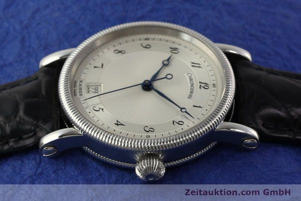 Used luxury watch Chronoswiss Kairos steel automatic Kal. ETA 2892A2 Ref. CH 2823 M  | 141134 05