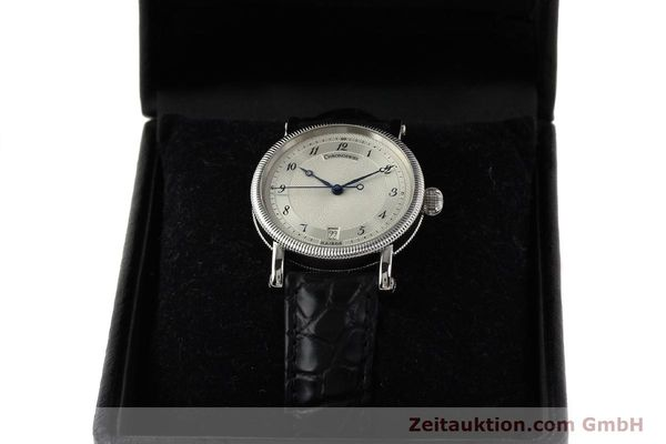 Used luxury watch Chronoswiss Kairos steel automatic Kal. ETA 2892A2 Ref. CH 2823 M  | 141134 07