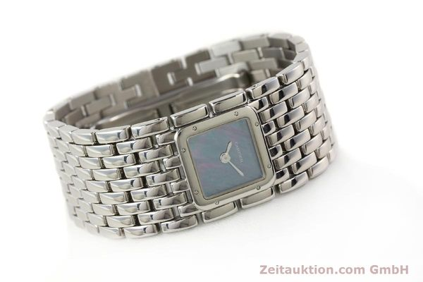 Used luxury watch Cartier Panthere steel quartz  | 141135 03