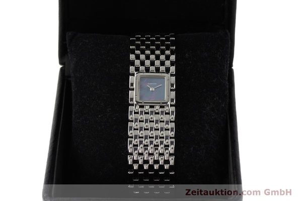 Used luxury watch Cartier Panthere steel quartz  | 141135 07