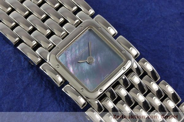 Used luxury watch Cartier Panthere steel quartz  | 141135 11